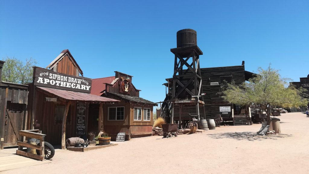 Goldfield Gost Town